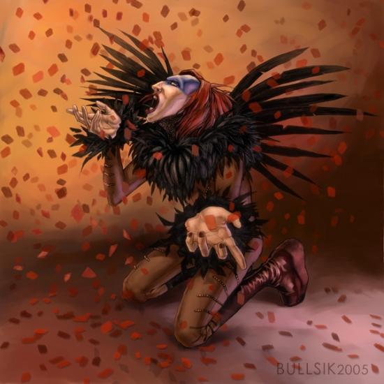 Marilyn Manson por Bullsik